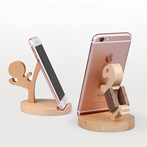 Best Buy Ipad Stand With Cute Rocketfish Acessories Design: Creative Cute Natural Wooden Cell Phone Stand/ Holder For Iphone Ipad Samsung Phone Tablet Plate